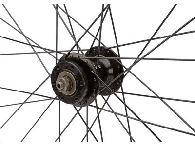 """Retrospec - Hjulsæt - MTB - 24"""" - Skruekrans - Sort"""