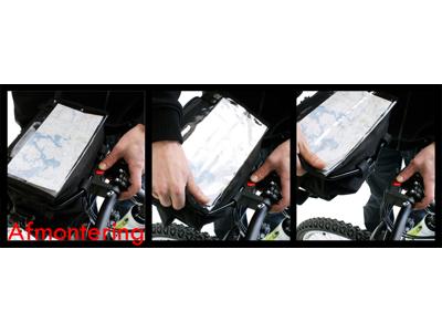 KLICKfix - Daypack - Sort 10 liter