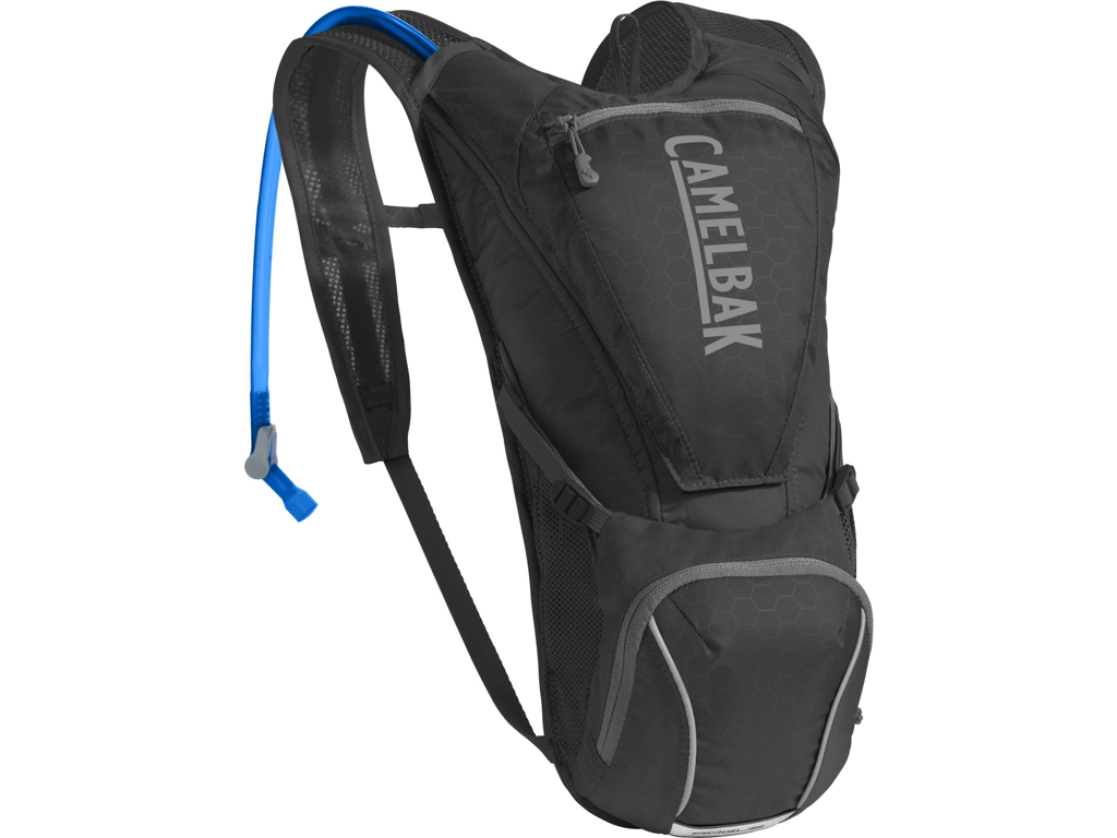 Image of   Camelbak Rogue - Rygsæk 5L med 2,5 L vandreservior - Sort/Graphite