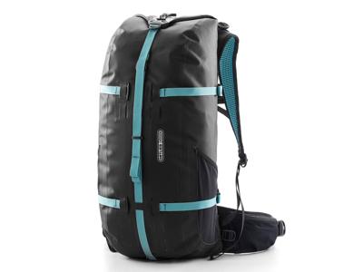 Ortlieb Atrack - Vattentät ryggsäck - Svart - 35 liter