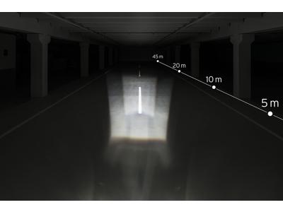 Busch+Müller Lumotec LYT Senso Plus - Framlykta 30 LUX till dynamo