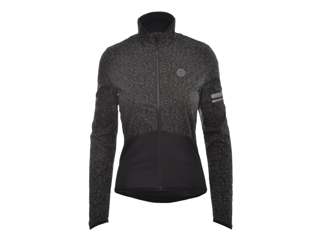 AGU Essential Thermal Cykeljakke - Dame - HiViz - Str. M