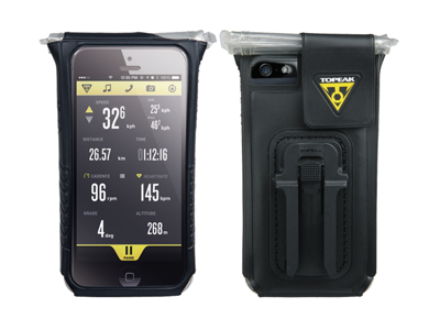 Topeak - Drybag - Holder til iPhone 5