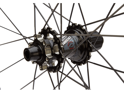 "Atredo - Hjulsæt - MTB - Carbon - Superlight - 29"" - Thru-axle  - Sort"
