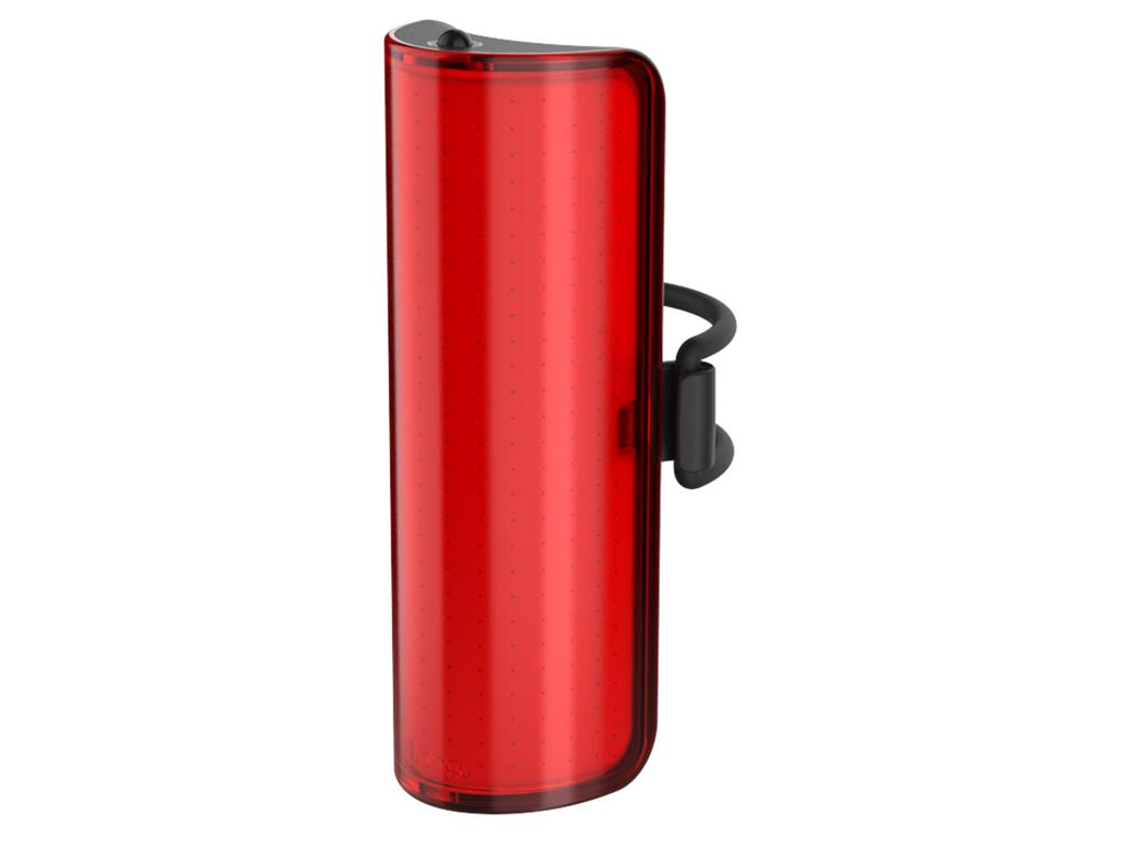 Image of   Knog Big Cobber - Cykellygte bag - 270 lumen - USB opladelig