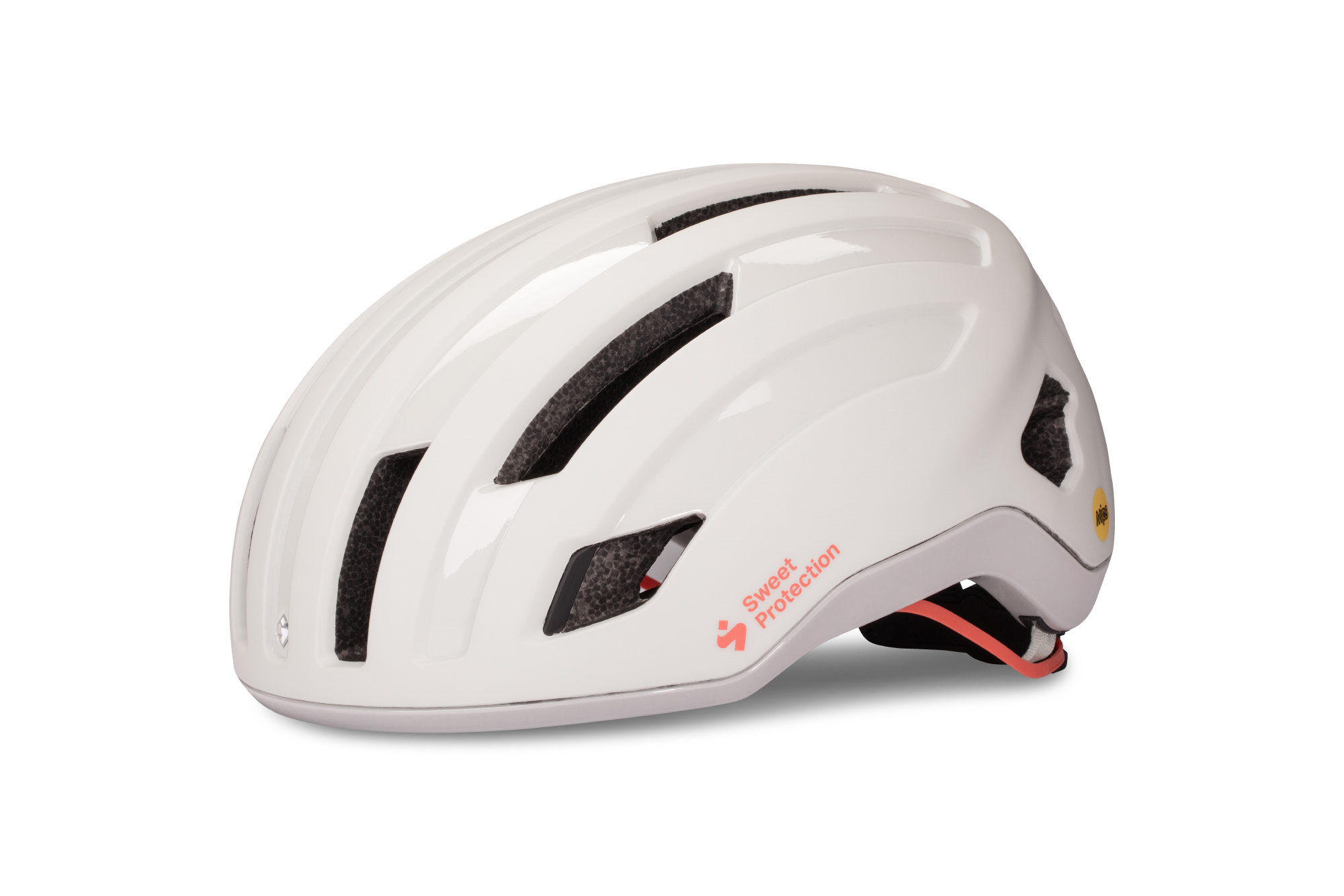 Sweet Protection Outrider MIPS W - Dame cykelhjelm - Lys grå | Helmets