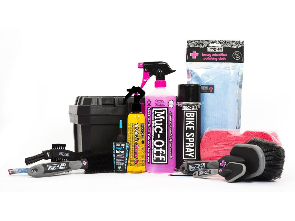 Image of   Muc-Off Ultimate Bicycle Kit - Komplet rengøringssæt til cykler