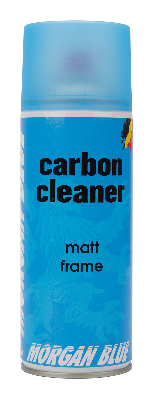 Morgan Blue carbon Cleaner Matt - 400 ml spray | Body maintenance