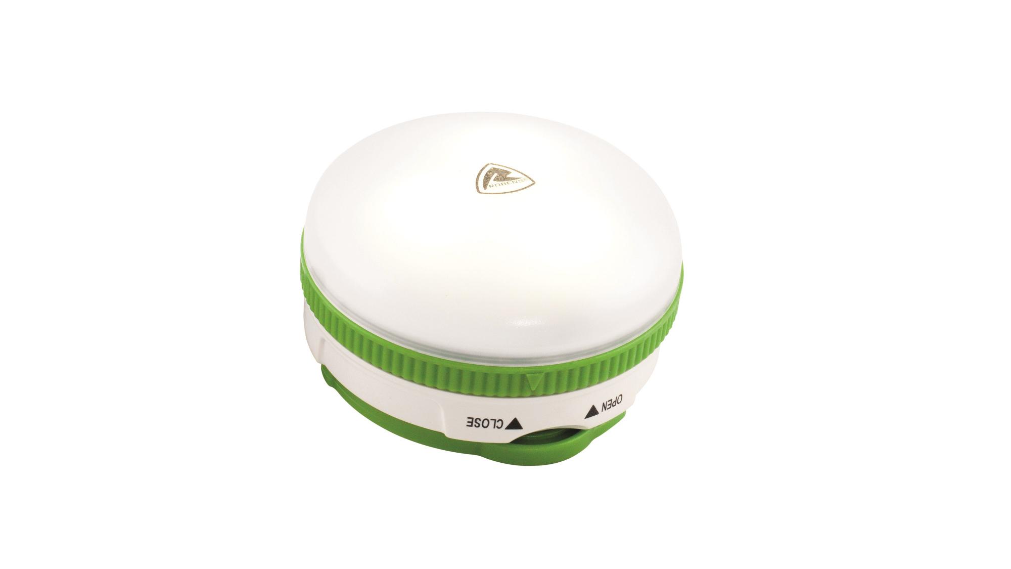 Robens Dunkery Beacon - Lanterne - Hvid/Grøn   Flashlight