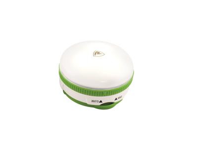 Robens Dunkery Beacon - Lanterne - Hvid/Grøn