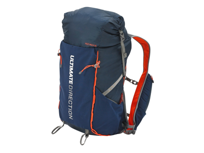 Ultimate Direction Fastpack 30 - Rygsæk - 20-31 liter - Navy/orange