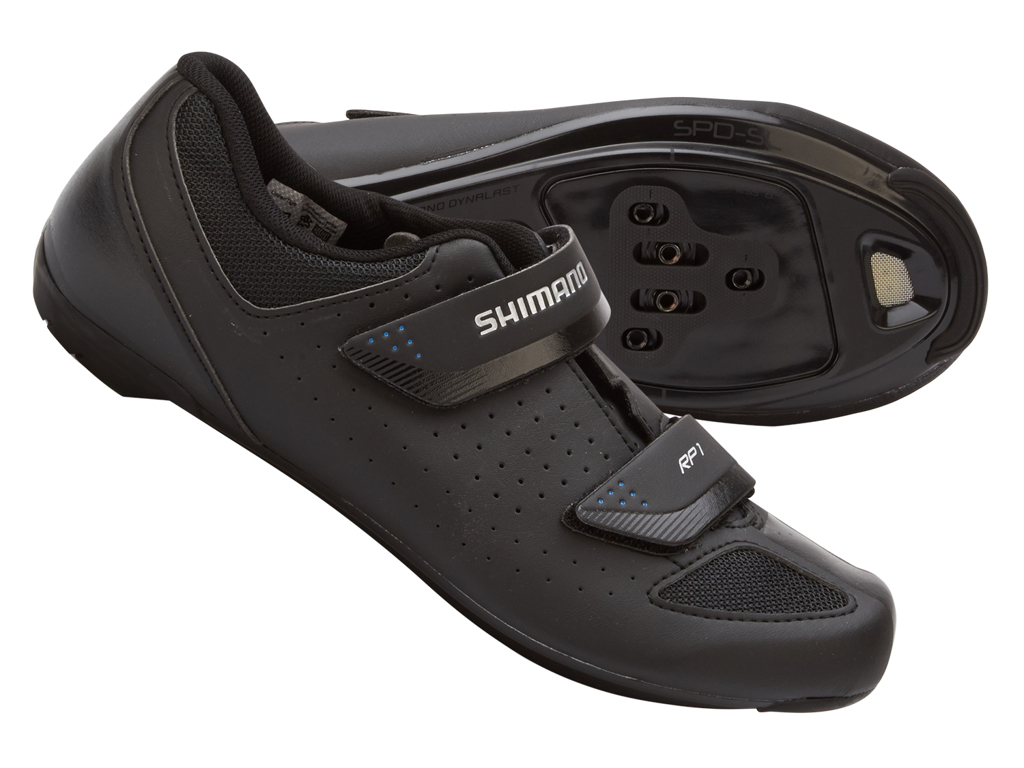 Image of   Shimano RP100 - Cykelsko Road LVG - Str. 36 - Sort