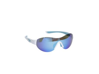 DLX Sloope - Sportglasögon med TR90 flexibel ram - Vit