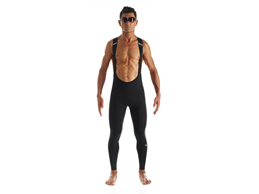 Image of   Assos LL.milleTights_s7 Lang Buks m/pude str. TIR Sort