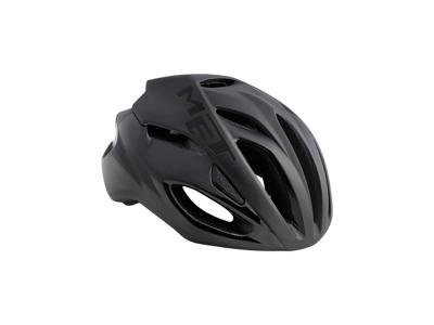MET Rivale - Cykelhjelm - Sort