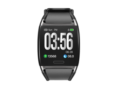 "Atredo - Smartwatch - V2 - 1,3\"" Färgskärm - Svart"