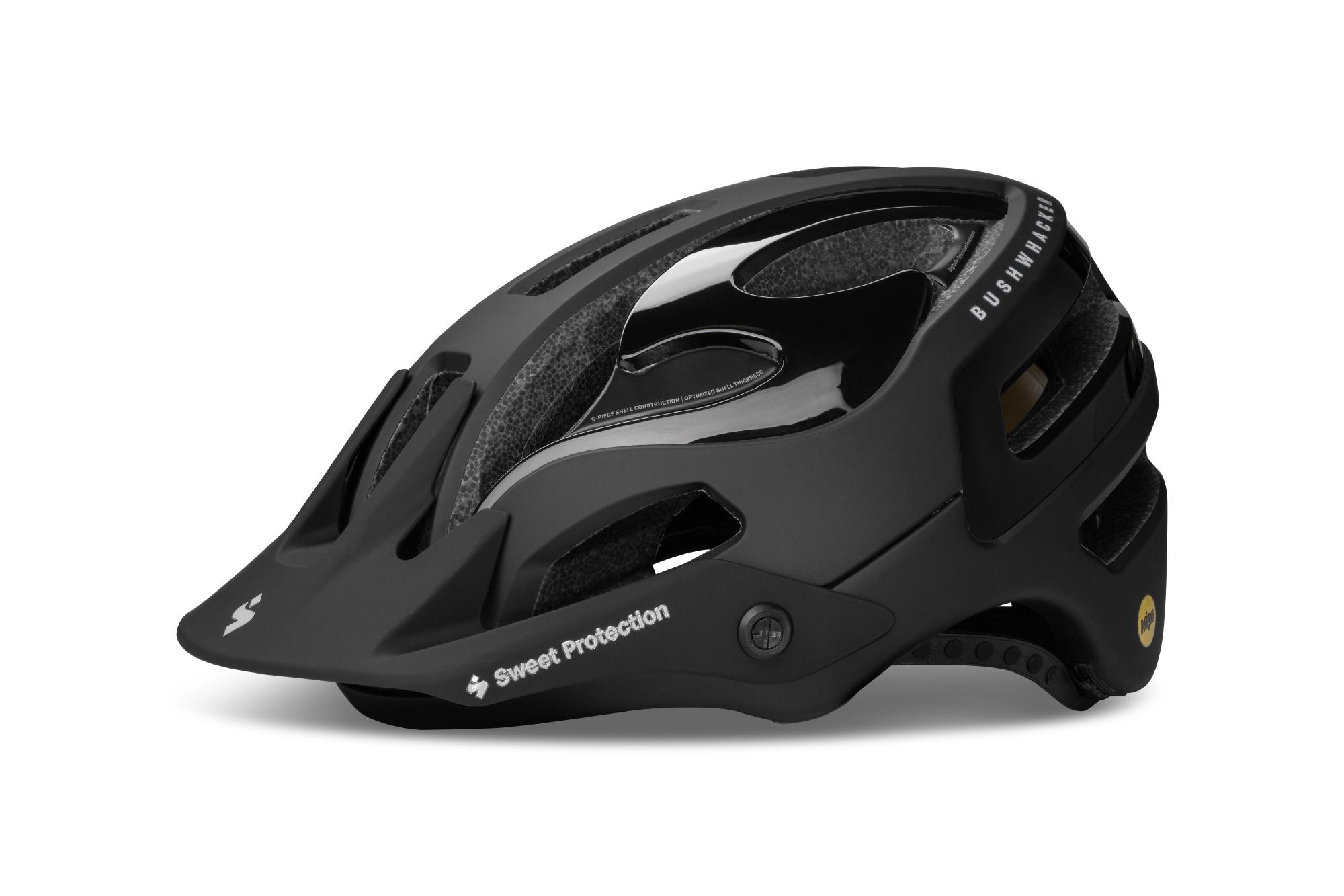 Sweet Protection Bushwhacker II MIPS - MTB hjelm - Matsort | Helmets