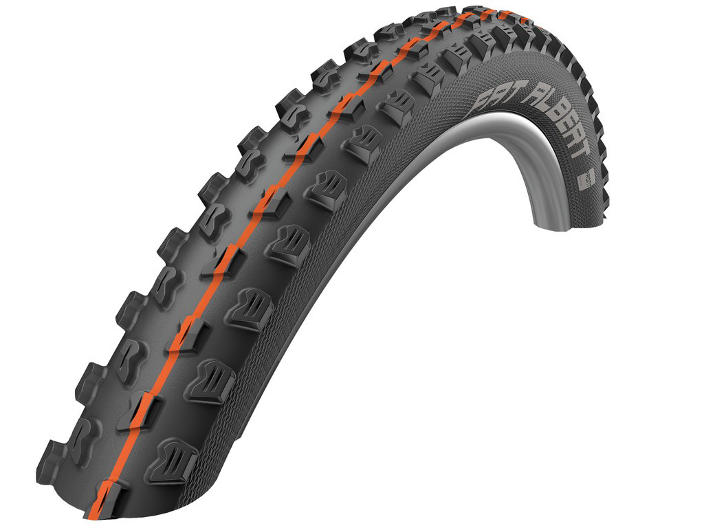 Image of   Schwalbe Fat Albert Front - Addix soft Evolution Line - TL-Easy Foldedæk - 29x2,35