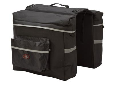 Easydo - Väska till pakethållare - Elcykel - 22 Liter - Svart
