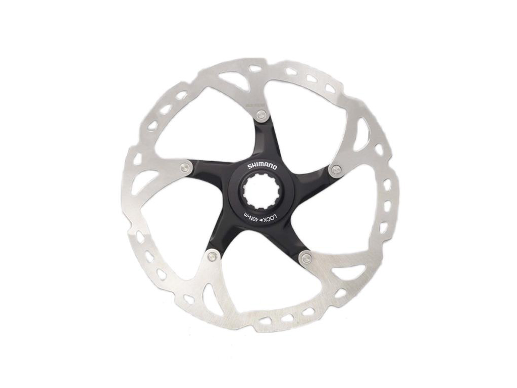 Image of   Shimano XT - Rotor til skivebremser 180mm til center lock