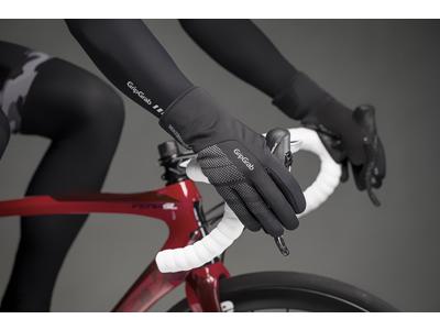 GripGrab Ride Waterproff - Vind og vandtæt vinter cykelhandske - Sort