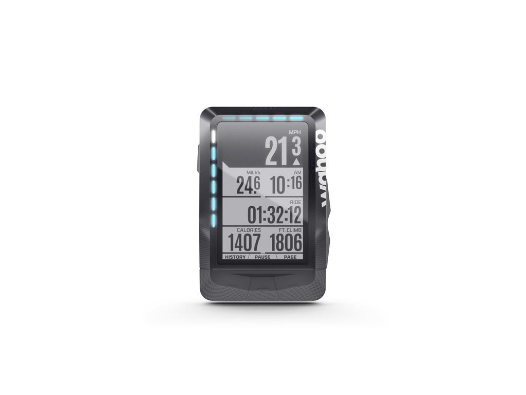 Wahoo ELEMNT Cykelcomputer med GPS - Sort