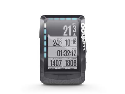 Wahoo ELEMNT Cykeldator med GPS - Svart