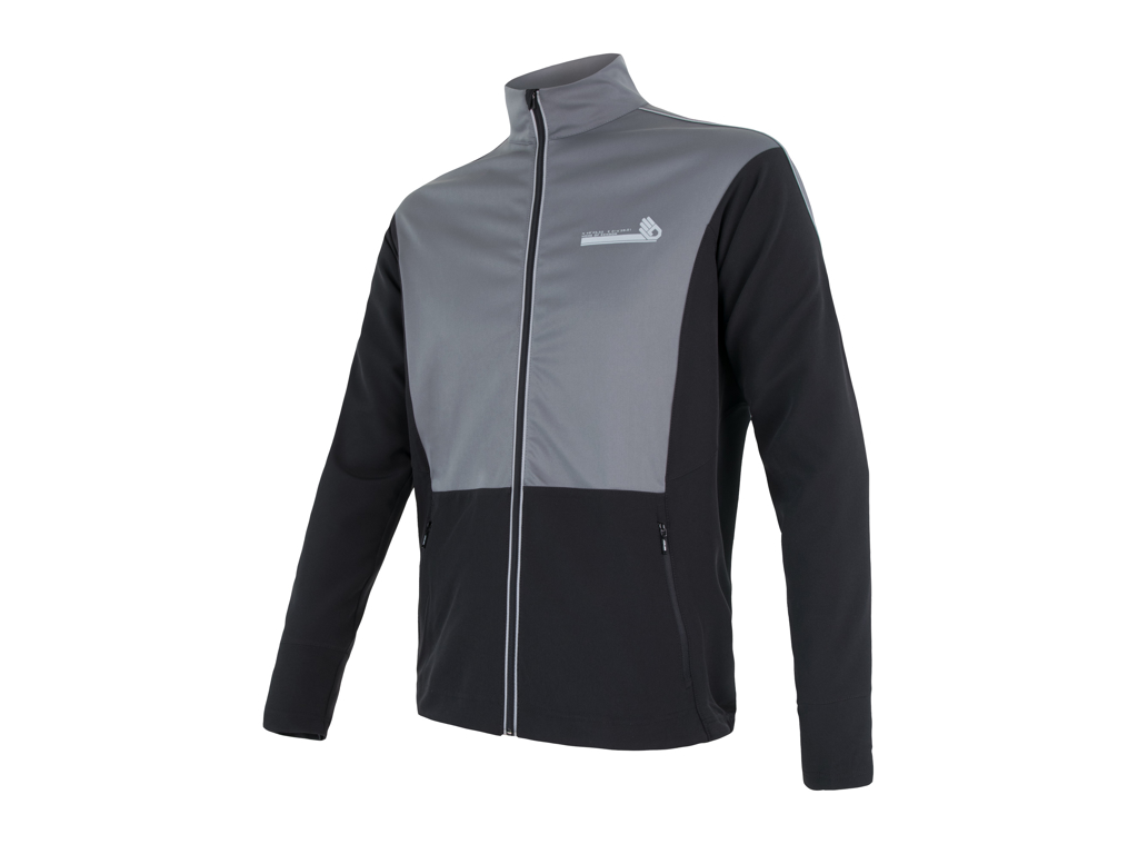 Sensor Cross - Vinter softshell - Sort