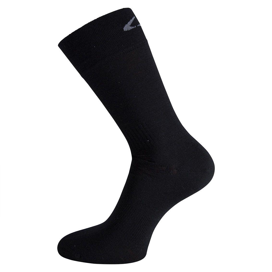 Ulvang Liner Merinould Sokker - Sort Str. 34-36 | Socks