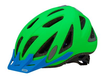 Cykelhjelm Abus Urban-I v.2 - Neon grøn