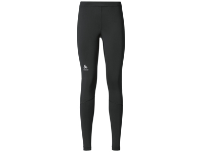 Odlo Sliq Warm - Løbetights dame - Sort