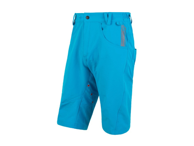 Sensor Charger Shorts - Cykelshorts m. pude - Turkis