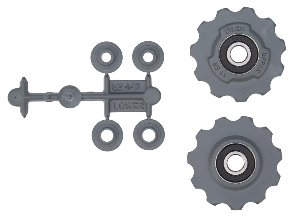 Image of   Tacx pulleyhjul til Sram Red/Force og Rival - Med rustfri maskinlejer