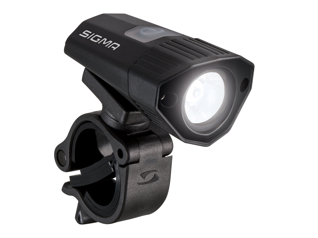 Image of   Sigma Buster 100 - Power forlygte - 120 Lumen - USB opladelig
