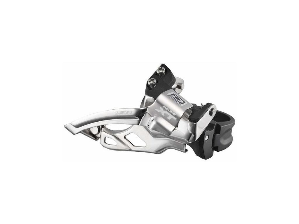 Image of   Forskifter Shimano XT 2 x 10 gear til sadelrørs montering