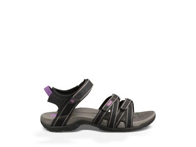 Teva W Tirra - Sandal til dame - Black Grey