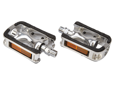 Atredo - Pedaler -  Aluminium med rustfri aksel - Til City/Street bike