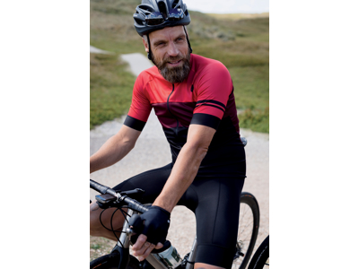 AGU Bibshort Switch - Cykelshorts med seler - Sort