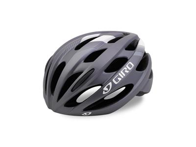 Giro Trinity Sport ROC - Cykelhjelm - Str. 54-61 cm - Mat grå/hvid