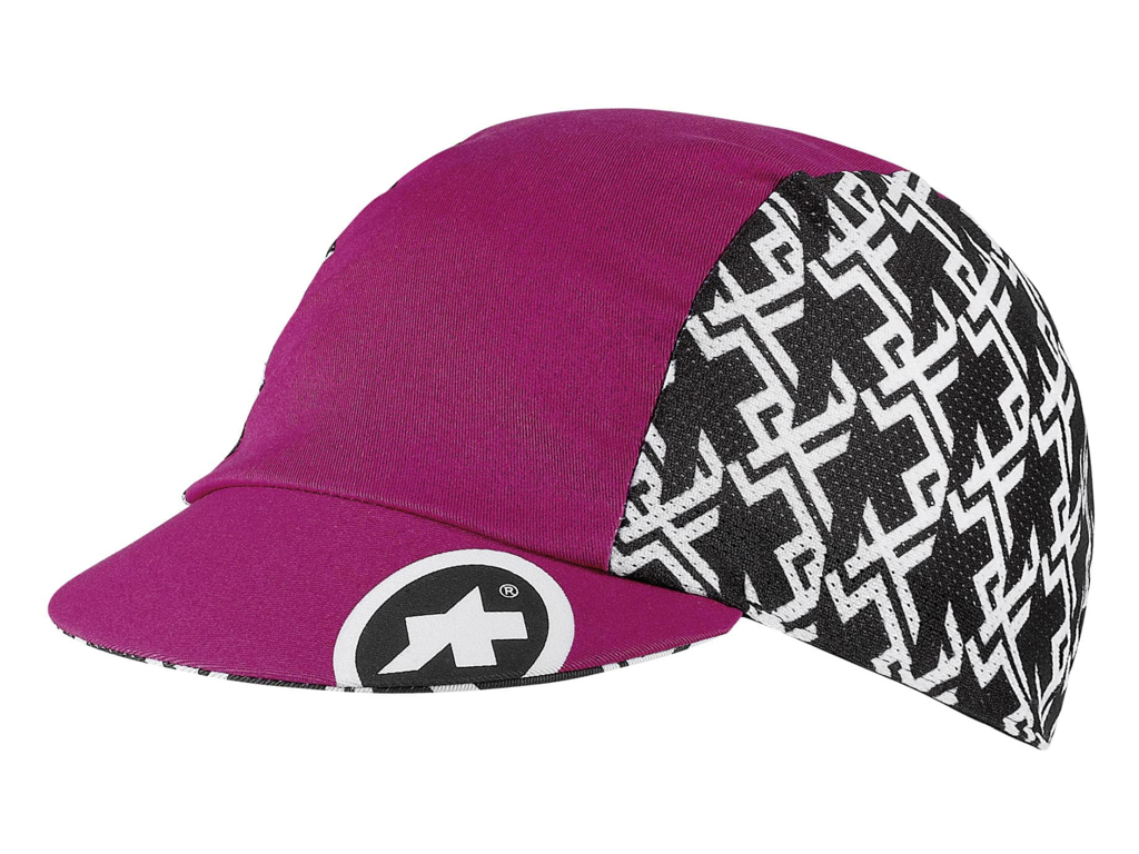 Image of   Assos Assosoires GT Cap - Kasket - Lilla - One Size
