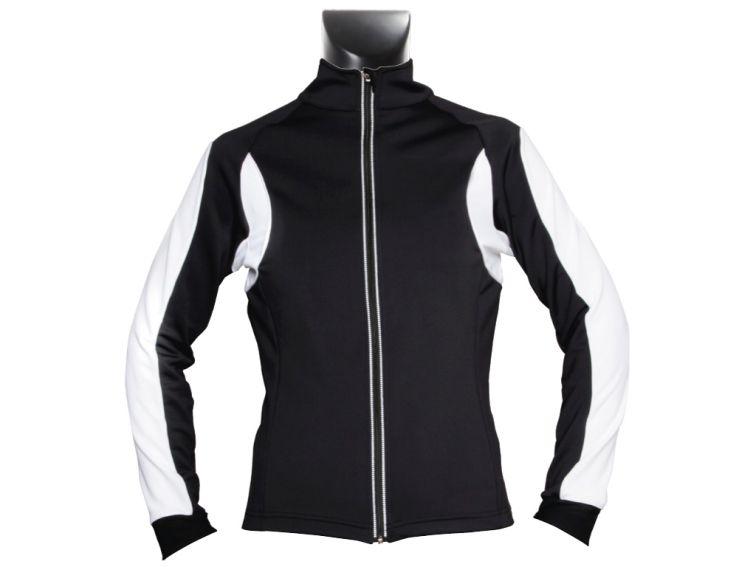 Vinterjakke dame Xtreme X-Loop Sort/Hvid | Jackets