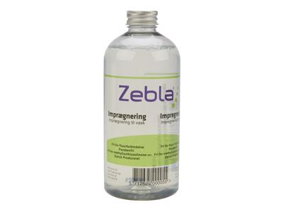 Zebla Imprægneringsvask 500 ml