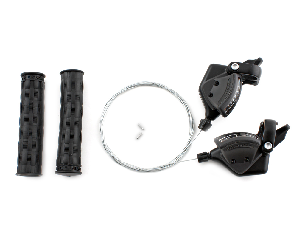 Image of   Skiftegrebssæt Microshift til 3 x 7 gear