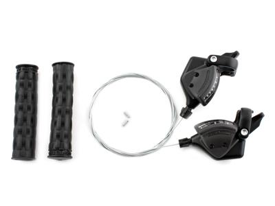 Skiftegrebssæt Microshift til 3 x 7 gear