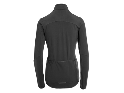 AGU Jersey LS Essential Thermo - Dame cykeltrøje - Sort