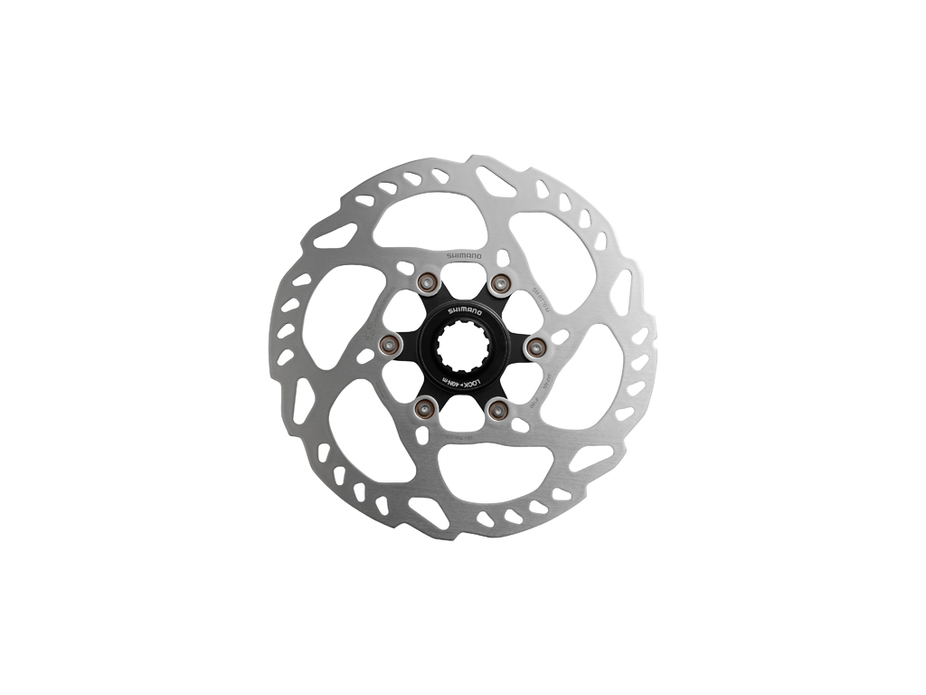 Shimano SLX - Rotor til skivebremser 180mm til center lock- Ice Tech