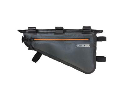 Ortlieb Frame-Pack - Bike Packing Ramväska - Str. M - 4 Liter - Grå/Svart