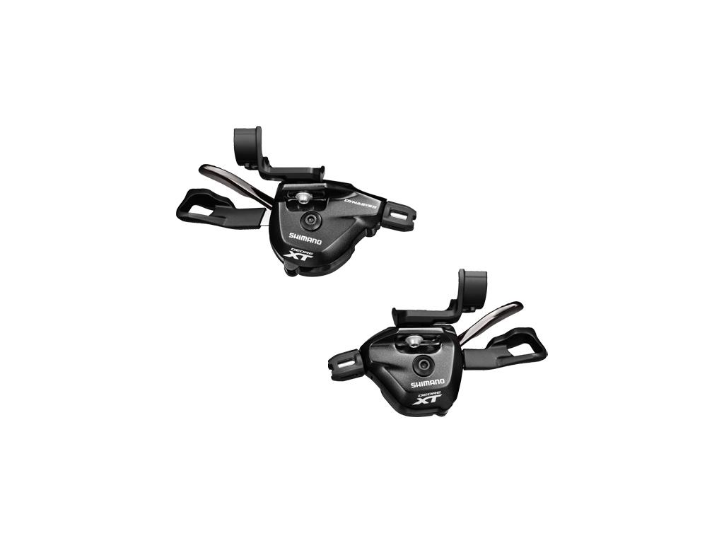 Image of   Shimano XT - skiftegrebssæt - SL-M8000-I 2/3 x 11 gear I-spec