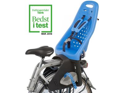 Cykelstol Yepp Maxi Blå - Testvinnare