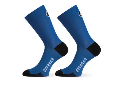 Assos XC Socks - Cykelstrømpe - Mørkeblå